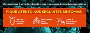imagem Coronavírus
